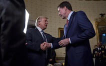 Tổng thống Trump muốn truy tố ông Comey vì cuốn hồi ký