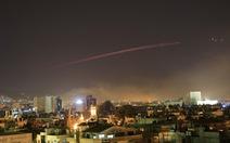 Liên quân dội tên lửa xuống bao nhiêu điểm ở Syria?
