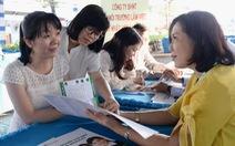 300 gian hàng tuyển dụng trong Ngày hội việc làm phụ nữ