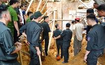 Sạt lở đất tại Lào Cai, 3 người chết
