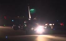 Máy bay tiêm kích Rafale của Pháp tham gia tấn công tại Syria