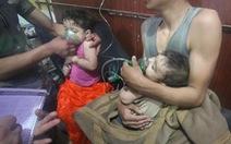 Video nạn nhân kể lại cuộc tấn công hóa học ở Syria