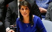 Mỹ cảnh báo Syria đừng ngu ngốc thử Mỹ