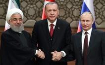 Syria khốn cùng trong tay các nước lớn