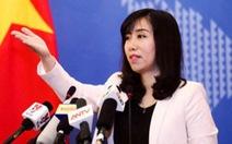 Việt Nam quan ngại về tình hình hiện tại ở Syria