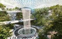 Ngoài các dịch vụ siêu cao cấp, sân bay Singapore sắp có cả khu rừng bên trong