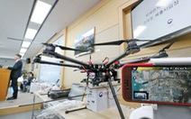 Bộ Quốc phòng khuyến khích dùng máy bay không người lái trong nông nghiệp