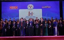 Hưng Lộc Phát được vinh danh top 10 thương hiệu mạnh 2017 - 2018