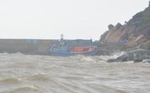 Tám ngư dân thoát chết ở Hoàng Sa