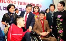 Tuyên dương 48 doanh nhân là người khuyết tật