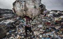'Đường đi của rác' qua phóng sự ảnh đoạt giải World Press Photo 2018