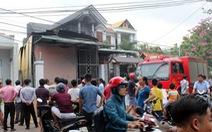 Căn nhà khóa trái cửa bị cháy rụi tại Đồng Nai