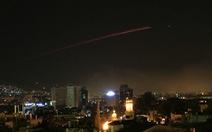 Israel lại tranh thủ dập tên lửa vào căn cứ Syria?