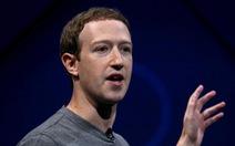 Facebook 'phản pháo': Nhiều công ty khác cũng thu thập dữ liệu