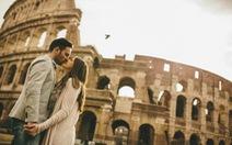 Mọi con đường đều dẫn đến Roma