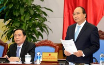 Thủ tướng: 'Thu thuế tài sản mới là đề xuất, còn phải lắng nghe dân'