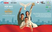 'Những mùa hoa hòa bình' sẽ nở trên phố Nguyễn Huệ