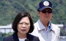 Trung Quốc bắt đầu tập trận, bắn đạn thật tại eo biển Đài Loan