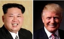 Ông Trump đã nói chuyện trực tiếp với Triều Tiên về cuộc gặp gỡ