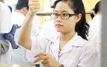 'Mong nhiều sinh viên theo con đường khoa học'