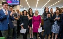 Giải Pulitzer 2018 nóng với quấy rối tình dục