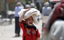 Khủng hoảng Syria: các nước dàn xếp hậu không kích