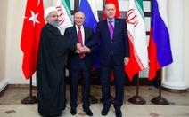 Nga điều phối tiến trình hòa bình ở Syria như thế nào?