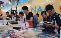 Hội sách Việt Nam 2018 giới thiệu 50.000 tên sách