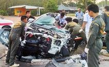 Dân Thái vui quá với Tết Songkran, hơn 400 người chết do tai nạn
