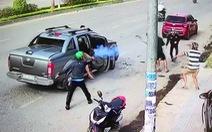 Điều tra vụ bắn, chém như phim ở Nhơn Trạch