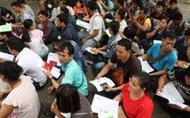 Lao động nhập cư không giấy tờ chớ đùa với chính quyền Thái