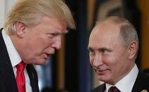 Nga tiết lộ: Ông Trump muốn gặp ông Putin ở Nhà Trắng