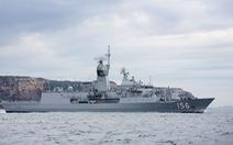 3 tàu chiến Úc thăm Việt Nam bị Trung Quốc 'kiếm chuyện'