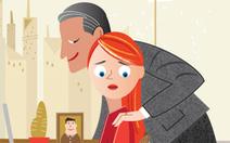 Nhận biết về quấy rối tình dục ở nơi làm việc