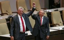 Tân chủ tịch Cuba cam kết bảo vệ thành quả cách mạng và hiện đại hóa kinh tế