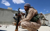 Nga lo miền nam Syria sắp thành lò lửa mới