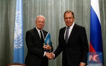 Nga xác nhận Mỹ không đụng 'ranh giới đỏ' khi không kích Syria
