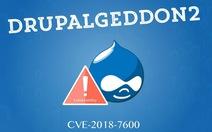 """Hơn 500 website Việt Nam dùng Drupal đang """"mở cửa"""" cho hacker"""