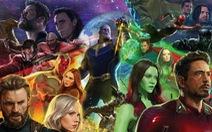 Từ Iron man đến vũ trụ điện ảnh Marvel 5,8 tỉ USD doanh thu