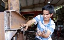 'Kỹ sư lớp 8' chế tạo đủ loại máy móc giúp nhà nông