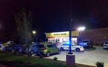 Xả súng tại nhà hàng giết 4 người, thanh niên Mỹ khỏa thân rời đi