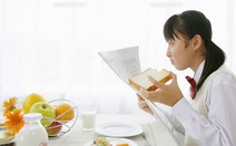Ăn uống trong mùa thi