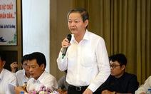 Ông Lê Văn Khoa xin thôi chức phó chủ tịch UBND TP.HCM
