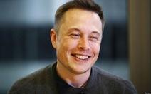 Tỉ phú Elon Musk bỏ thói quen xấu này trước khi thành công