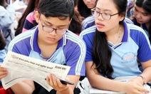 Dừng tuyển sinh đối với trường xét tuyển tổ hợp 'lạ'