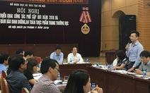 Hà Nội: có hồ bơi, nhưng thiếu kinh phí phổ cập bơi cho học sinh