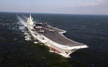 Trung Quốc lại khoe cơ bắp trên biển Hoa Đông