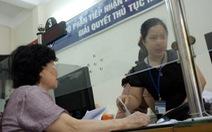Công chức Hà Nội phải dán quy tắc ứng xử trên bàn làm việc