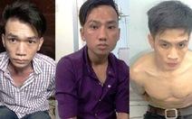 Bắt băng nghiện ma túy gây ra hàng loạt vụ cướp tại Sài Gòn