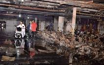 Đại biểu Quốc hội đề xuất không để xe hầm chung cư, bộ trưởng Bộ Xây dựng nói 'đang nghiên cứu'